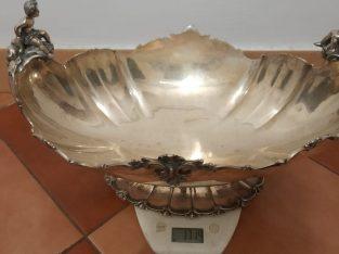 Fructiera din argint