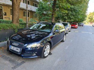Audi A4 B8 Break Avariat