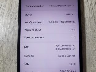 Telefon Huawei P Smart 2019,4G,64Gb,Aurora Blue
