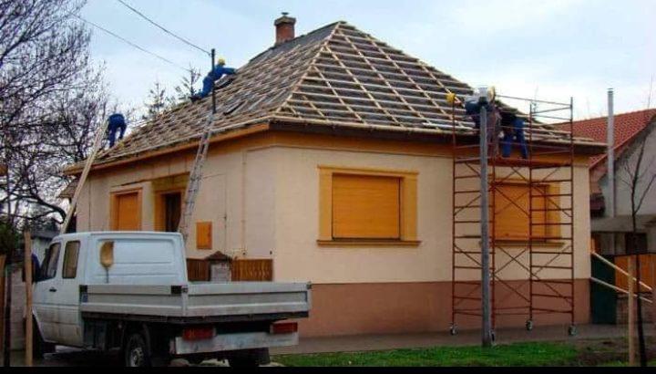 Reparati acoperis montaj tigla