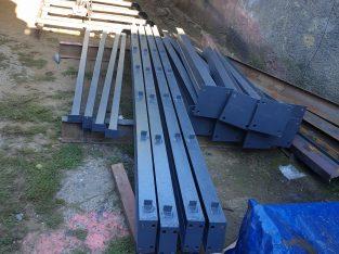 Confecționam hale ferme structuri metalice