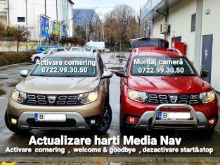 DACIA Camera Auto Marsarier MONTEZ Activez Functii